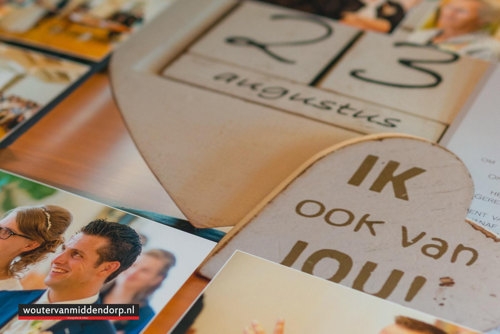 trouwalbum, bruidsreportage, fotograaf Wouter van Middendorp Uddel-16