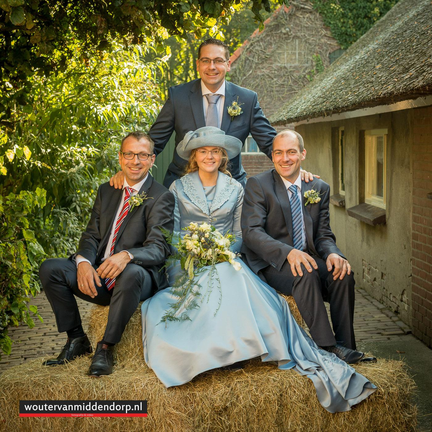 bruidsfotografie Wouter van Middendorp Uddel, Putten, -16