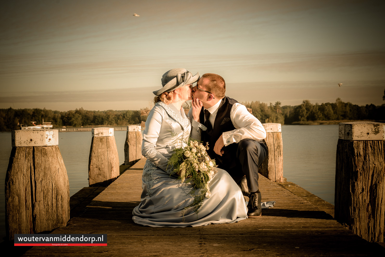 bruidsfotografie Wouter van Middendorp Uddel, Putten, -28