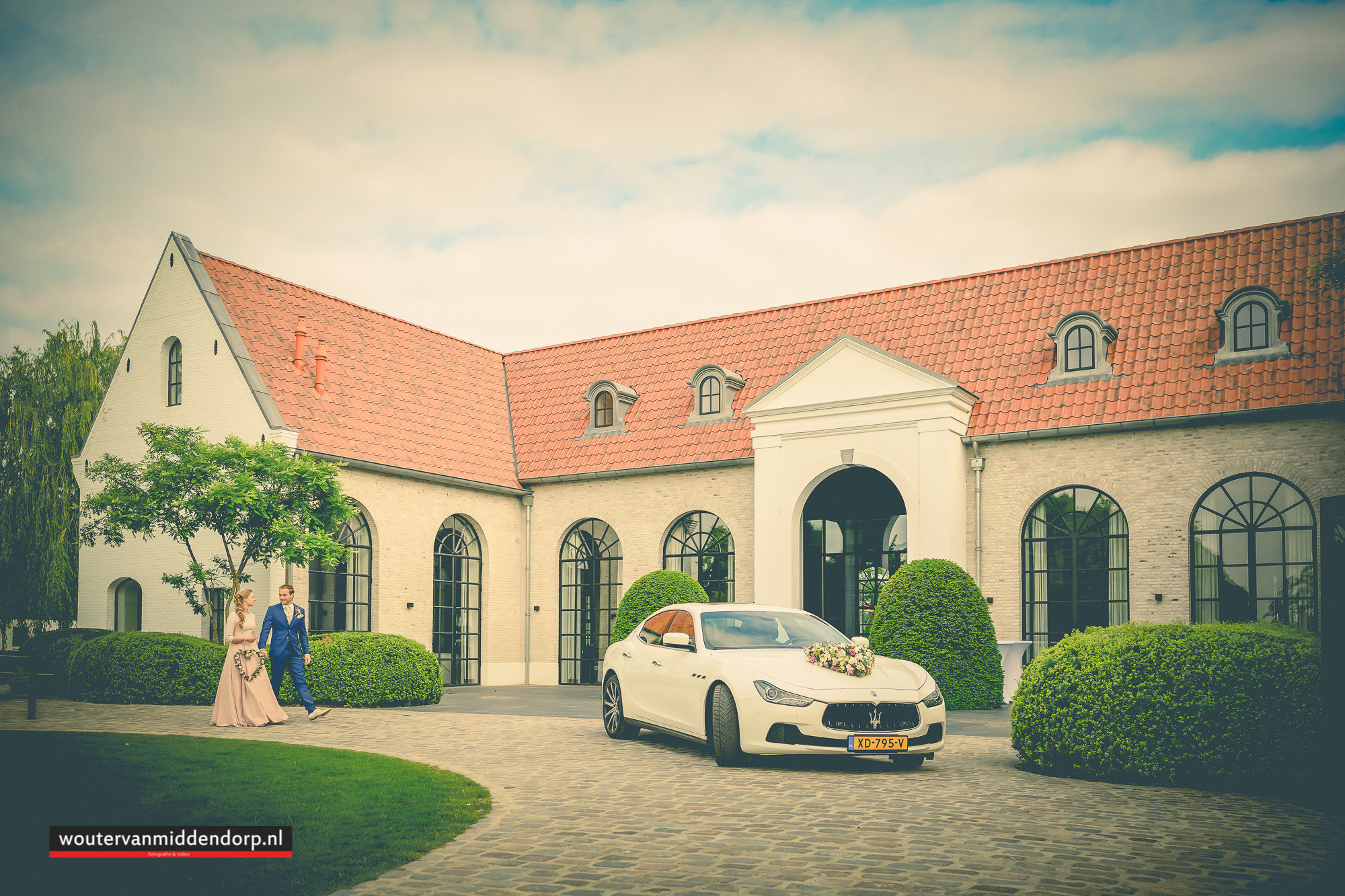 Bruidsfotograaf Wouter van Middendorp